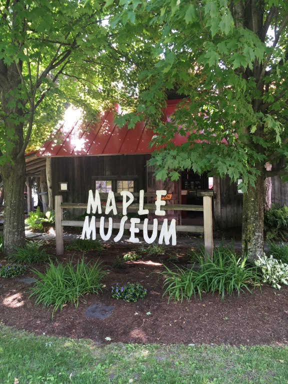 Maple Museum at Maple Grove Farms